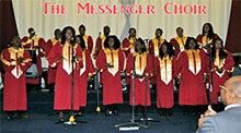 the messenger choir